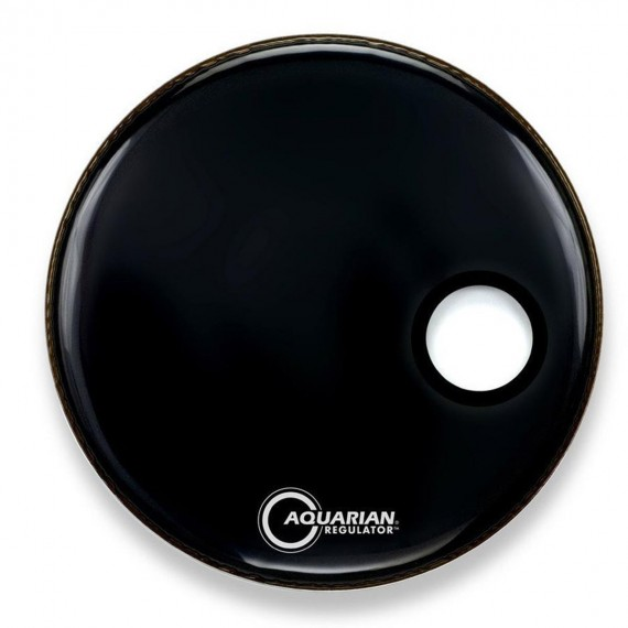 Aquarian Regulator black 20""