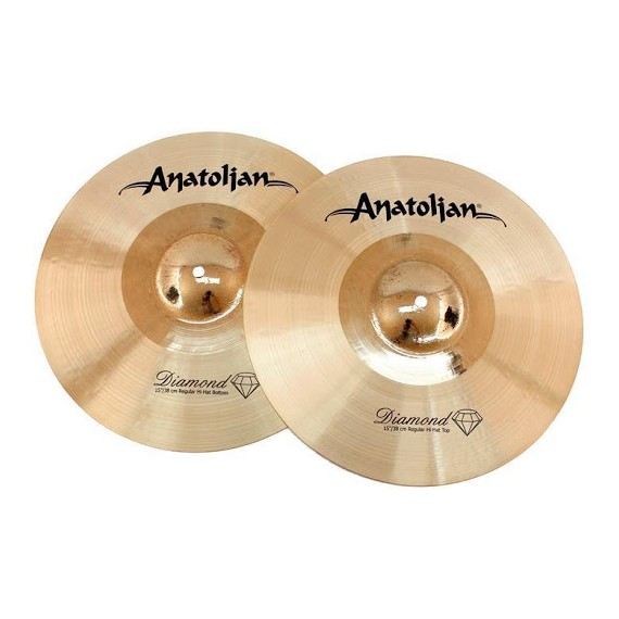 hi hat Anatolian Diamond14""