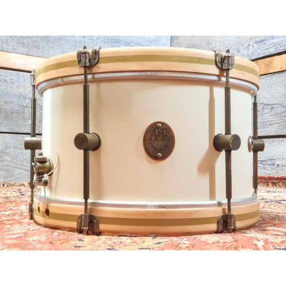 """snare A&F Drum Co. 14""""x8"""""""
